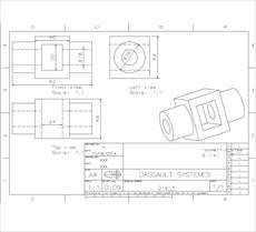 جواب تمرینات رسم فنی تخصصی رشته ساخت و تولید صفحه 216 کتاب رسم فنی عمومی